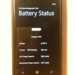La batería del Nokia Lumia #pruebaWP