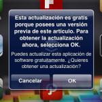 Actualizar app gratis