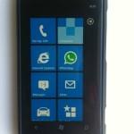 Comentarios sobre la operativa general del teléfono Nokia Lumia con Windows Phone 7.5 #pruebaWP (parte 1) [Actualizado]