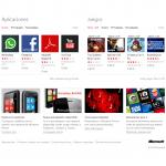 Algunas aplicaciones imprescindibles (para mí) en el Nokia Lumia 800 #pruebaWP