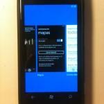 Conmutar tareas Nokia Lumia 800