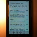 Correo Nokia Lumia 800