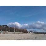 Playa de Samil fotografiada con el Nokia Lumia 800