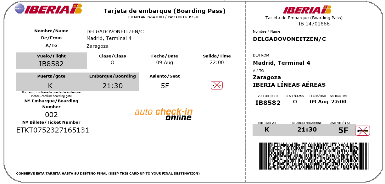 Mi Reclamación a Iberia de más de 3 años por vuelo cancelado