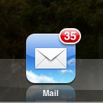 Marcar como leídos todos los correos en iPhone/iPod/iPad