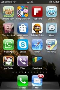 Varias aplicaciones interesantes para iPhone con cobertura de Simyo