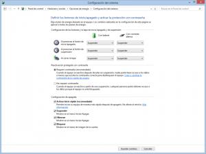 Windows 8 permite hibernar