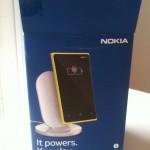 Cargador inalámbrico Wireless Nokia Lumia 920