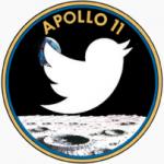 Llegada del hombre a la Luna visto desde las redes sociales Apollo50th