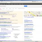 Escuela de Negocios Novacaixagalicia en Google
