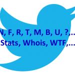 Atajos de teclado para la web de Twitter y comandos curiosos que quizá no conoces
