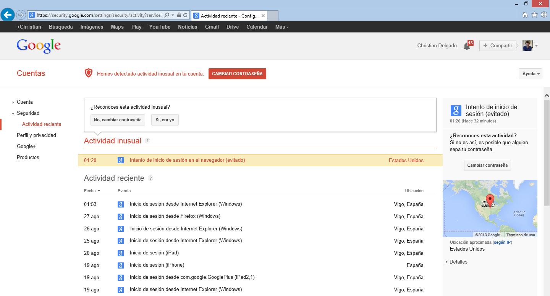 iniciar sesión gmail