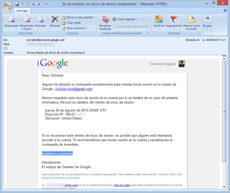 iniciar sesión gmail ayuda