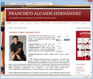 Francisco Alcaide