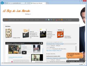 Blog de Juan Merodio