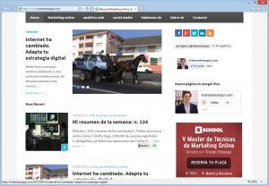 Blog de Tristán Elósegui