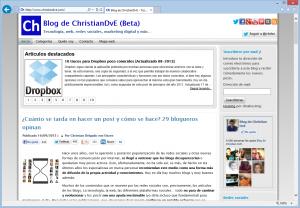 Blog de Christiandve