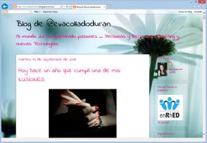 Blog de Eva Collado Durán