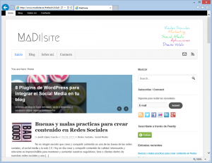 Blog de Jordi López
