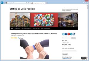 Blog de José Facchin