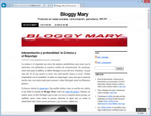 Blog de Maria Rubio