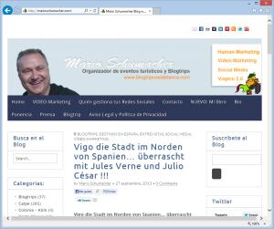 Blog de Mario Schumacher