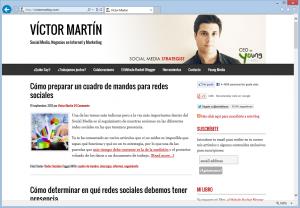 Blog de Víctor Martín
