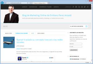 Blog de Emiliano Pérez Ansaldi