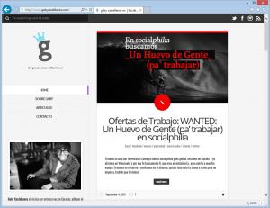 Blog de Gaby Castellanos