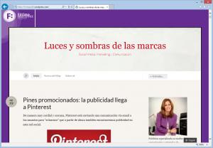 Blog de Fátima Martínez López