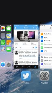 Paso 3 para incluir una carpeta en otra en iOS 7