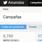Resultados de 3 campañas de anuncios con Twitter Ads