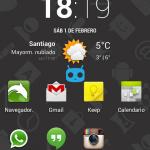 Android de Ángel Pereira