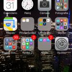 iPhone de Alfonso Sánchez