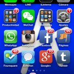 iPhone de Minipunk