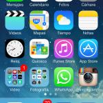 iPhone de Álvaro Santos