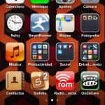 iPhone de Antonio Rentero