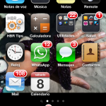 iPhone de Belén Varela