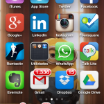 iPhone de Conchi Martín