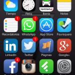 iPhone de David Cánovas