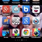 iPhone de Frenchy Oubiña
