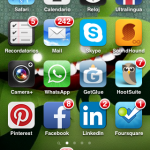 iPhone de Inés Santisteban