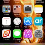iPhone de Juan Boronat