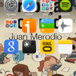 iPhone de Juan Merodio