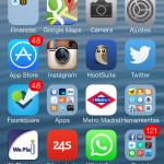 iPhone de María Bretón