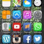 iPhone de Mónica Castelao