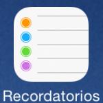 Recordatorios por ubicación en el iPhone
