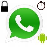 Cómo ocultar la última hora de conexión de WhatsApp en Android