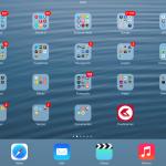 iPad de Alfredo Vela
