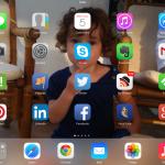 iPad de Alicia Ruiz